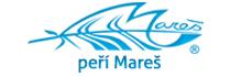 Čistírna peří Mareš - logo